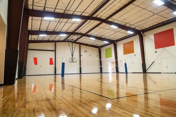 serenity view gym