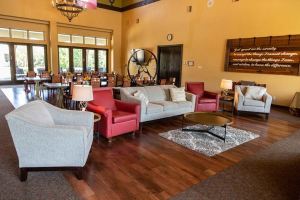 Serenity View Main Lounge