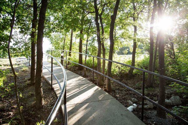 Serenity View pathway