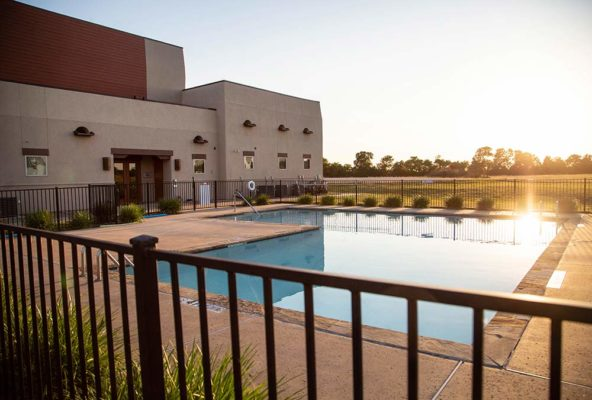 Serenity View pool