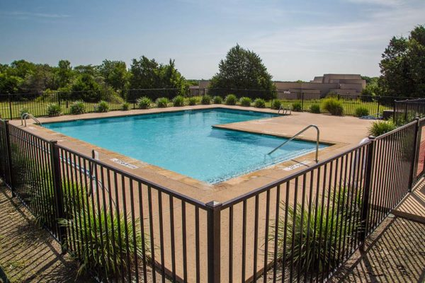 Serenity View pool view